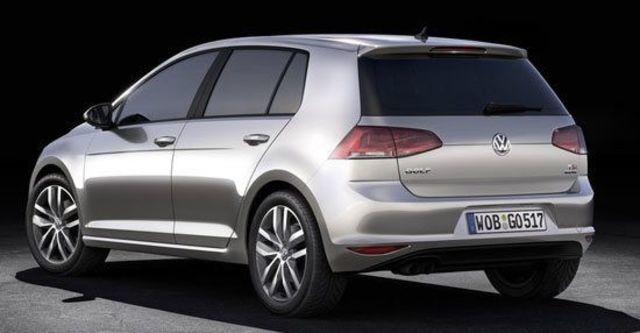 2013 Volkswagen Golf(NEW) 1.2 TSI Trend Line  第3張相片
