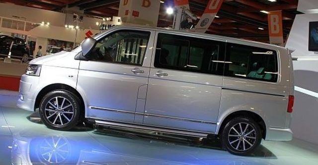 2013 Volkswagen Multivan 2.0 TDI 4Motion  第2張相片