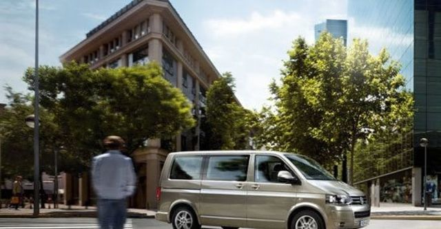 2013 Volkswagen Multivan 2.0 TDI 4Motion  第8張相片