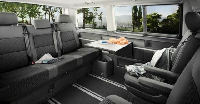 2013 Volkswagen Multivan 2.0 TDI 4Motion  第11張相片