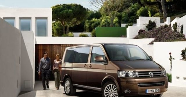 2013 Volkswagen Multivan 2.0 TDI LWB  第1張相片