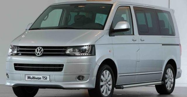 2013 Volkswagen Multivan 2.0 TSI 4Motion  第1張相片