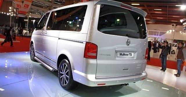 2013 Volkswagen Multivan 2.0 TSI 4Motion  第6張相片