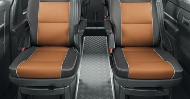 2013 Volkswagen Multivan 2.0 TSI 4Motion  第7張相片