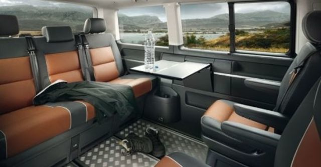 2013 Volkswagen Multivan 2.0 TSI 4Motion  第8張相片