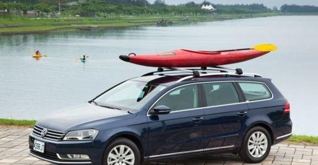 2013 Volkswagen Passat Variant 1.8 TSI  第1張相片