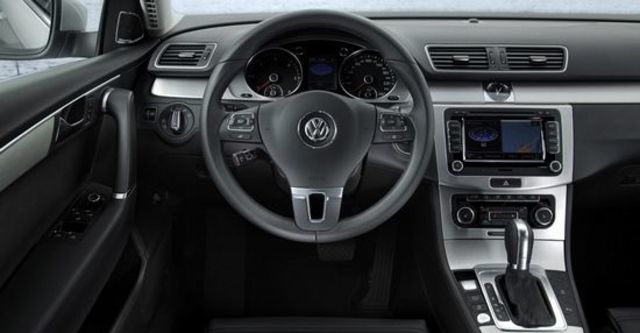 2013 Volkswagen Passat Variant 1.8 TSI  第6張相片