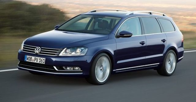 2013 Volkswagen Passat Variant 2.0 TDI BlueMotion  第2張相片