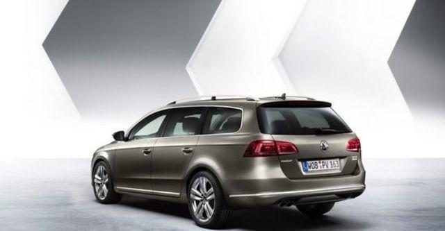 2013 Volkswagen Passat Variant 2.0 TDI BlueMotion  第3張相片