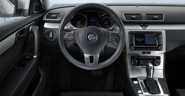 2013 Volkswagen Passat Variant 2.0 TDI BlueMotion  第6張相片
