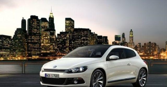 2013 Volkswagen Scirocco 2.0 TSI  第2張相片