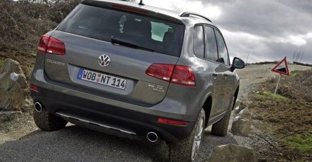 2013 Volkswagen Touareg 3.0 TDI BlueMotion  第3張相片