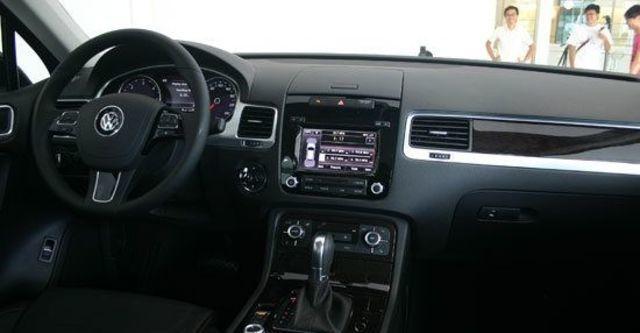 2013 Volkswagen Touareg 3.0 TDI BlueMotion  第4張相片