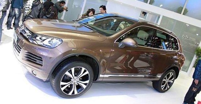 2013 Volkswagen Touareg Hybrid  第4張相片