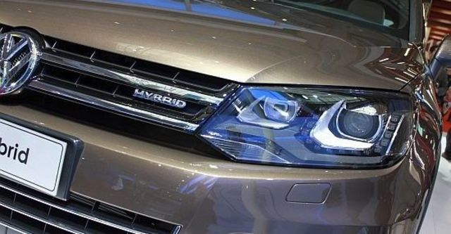2013 Volkswagen Touareg Hybrid  第6張相片