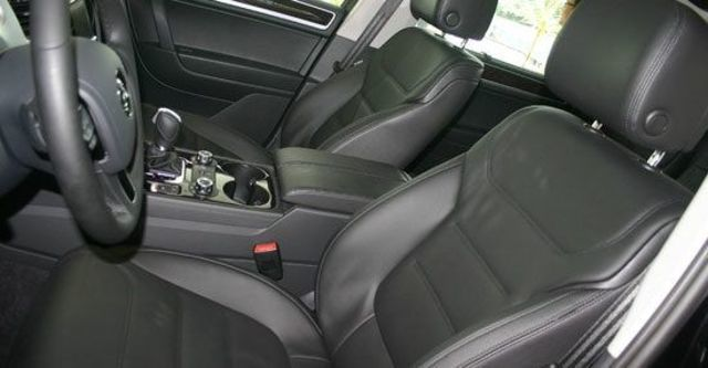 2013 Volkswagen Touareg Hybrid  第8張相片