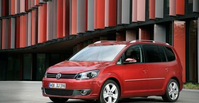 2013 Volkswagen Touran 1.6 TDI  第1張相片