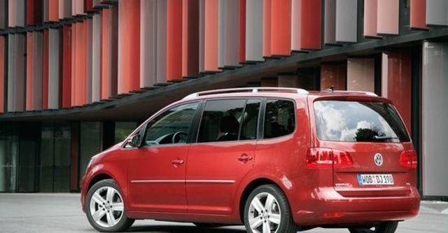 2013 Volkswagen Touran 1.6 TDI  第3張相片