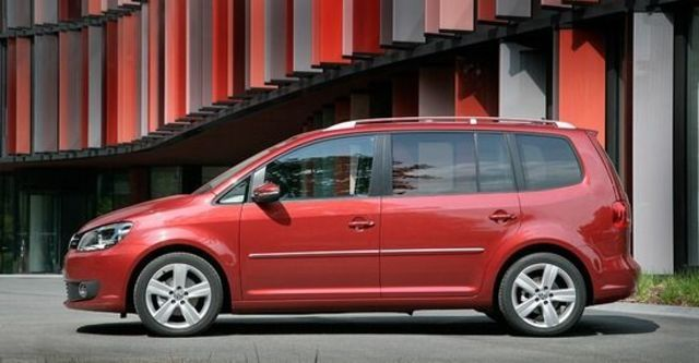 2013 Volkswagen Touran 1.6 TDI  第4張相片