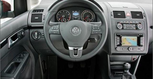 2013 Volkswagen Touran 1.6 TDI  第6張相片