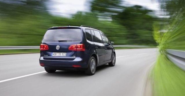 2013 Volkswagen Touran 1.6 TDI  第7張相片