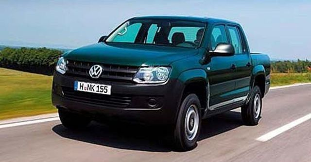 2012 Volkswagen Amarok 2.0 TDI  第2張相片