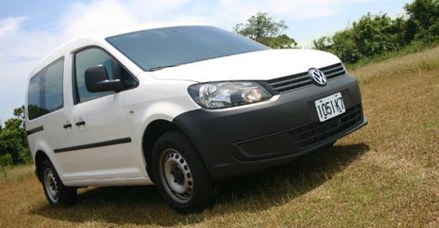 2012 Volkswagen Caddy 1.2 TSI  第1張相片