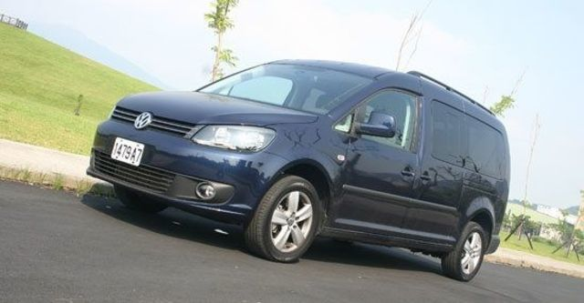 2012 Volkswagen Caddy GP 1.6 TDI  第2張相片