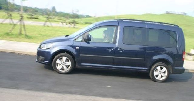 2012 Volkswagen Caddy GP 1.6 TDI  第5張相片
