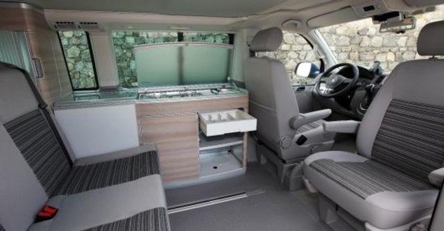 2012 Volkswagen California 2.0 TDI  第7張相片