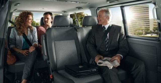 2012 Volkswagen Caravelle 2.0 TDI 4Motion LWB  第3張相片