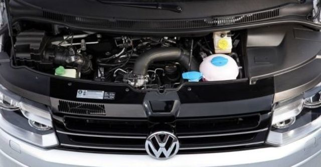 2012 Volkswagen Caravelle 2.0 TDI 4Motion LWB  第6張相片
