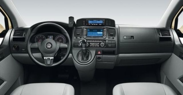 2012 Volkswagen Caravelle 2.0 TDI 4Motion LWB  第7張相片