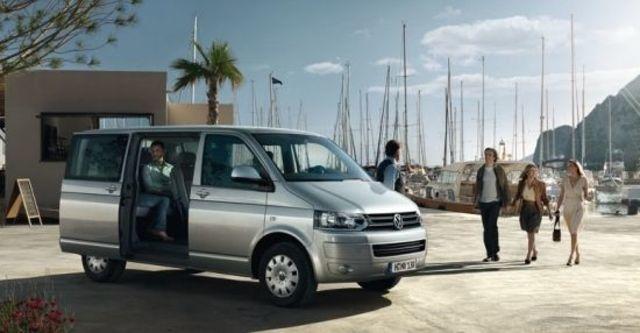 2012 Volkswagen Caravelle 2.0 TDI 4Motion尊榮版  第1張相片