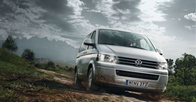 2012 Volkswagen Caravelle 2.0 TDI 4Motion尊榮版  第3張相片