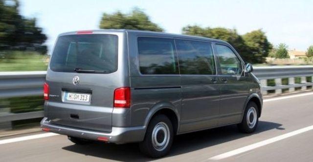 2012 Volkswagen Caravelle 2.0 TDI LWB M5  第3張相片