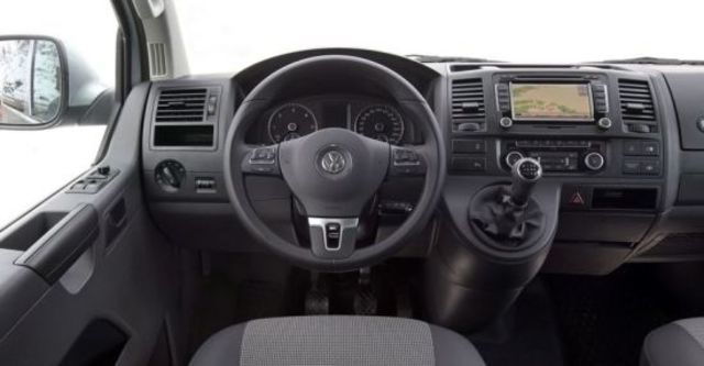 2012 Volkswagen Caravelle 2.0 TDI LWB M6  第5張相片