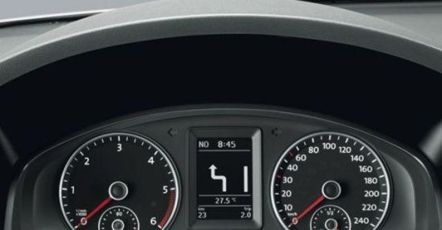 2012 Volkswagen Caravelle 2.0 TDI LWB M6  第6張相片