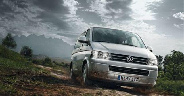 2012 Volkswagen Caravelle 2.0 TDI尊榮版  第3張相片