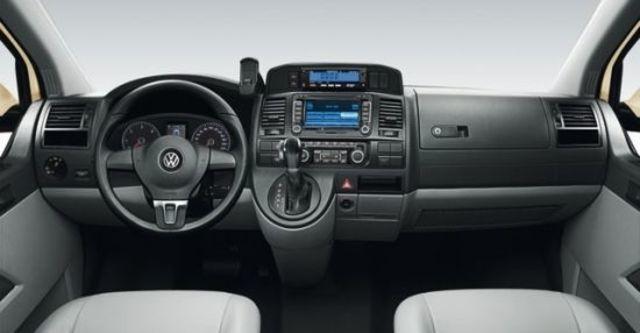 2012 Volkswagen Caravelle 2.0 TDI尊榮版  第7張相片