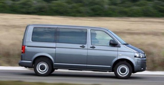 2012 Volkswagen Caravelle 2.0 TSI LWB雙滑門版  第2張相片