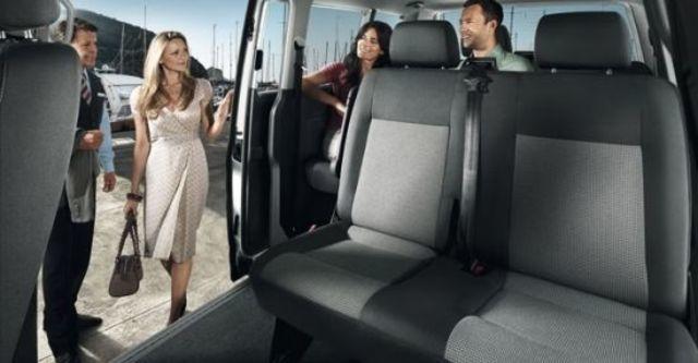 2012 Volkswagen Caravelle 2.0 TSI榮耀版  第5張相片