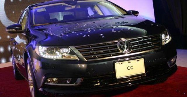 2012 Volkswagen CC 1.8 TSI  第1張相片