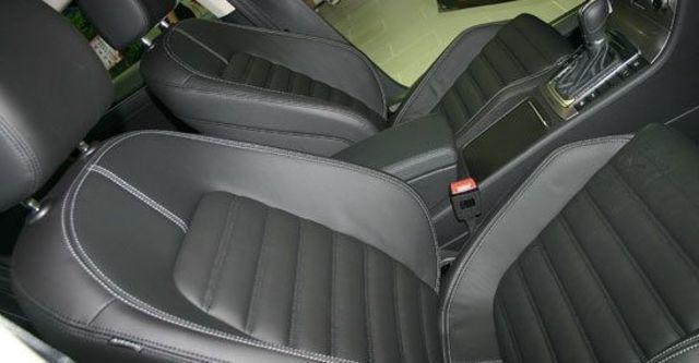 2012 Volkswagen CC 1.8 TSI  第5張相片