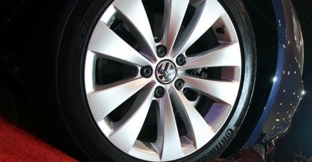 2012 Volkswagen CC 1.8 TSI  第9張相片