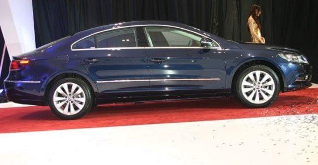 2012 Volkswagen CC 1.8 TSI  第11張相片
