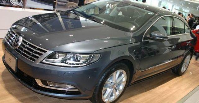 2012 Volkswagen CC 3.6 V6  第1張相片
