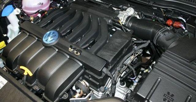 2012 Volkswagen CC 3.6 V6  第11張相片