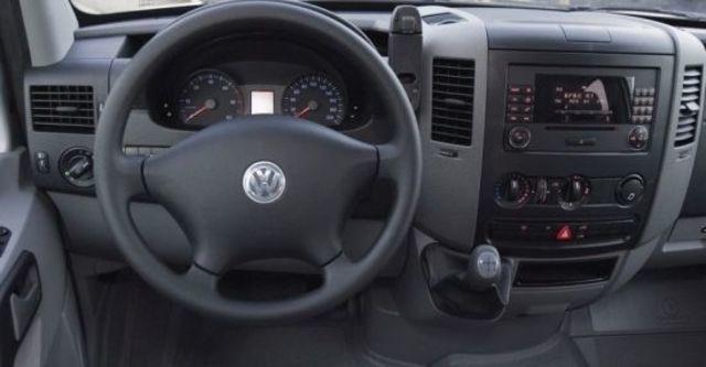 2012 Volkswagen Crafter GP 35 Kombi 2.0 TDI MWB  第4張相片