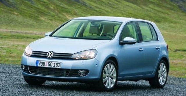 2012 Volkswagen Golf 1.4 TSI  第1張相片